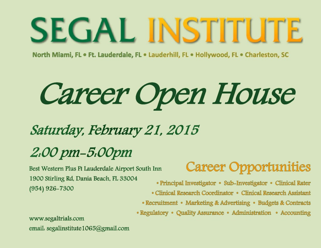 Career Open House_FEB2015